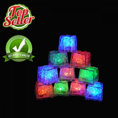 1 LED-Eiswürfel Multicolor