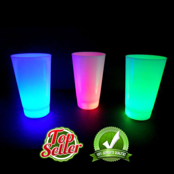 LED-Becher