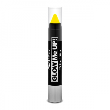 uv Paint-Stick-gelb