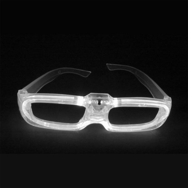 LED-Brille-weiss