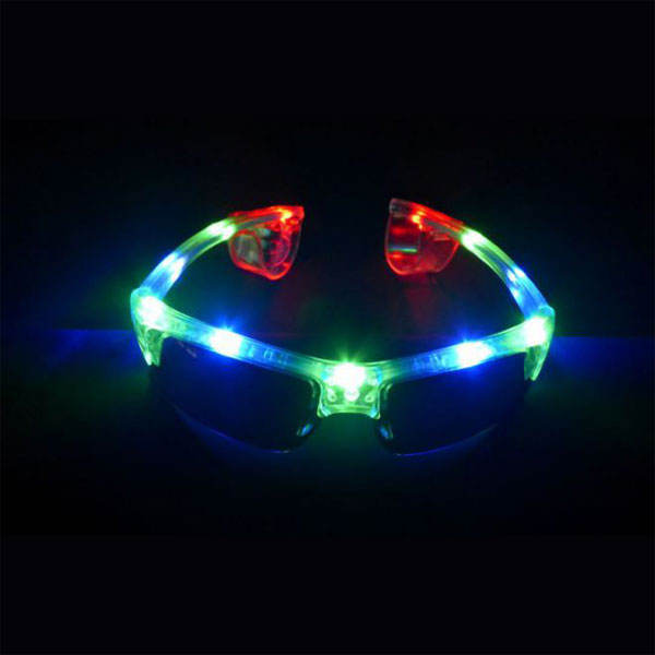 LED-Sonnenbrille-multicolor